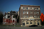 Detroit a city with more than 16 months in bankruptcy