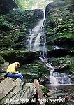 Waterfalls, Ricketts Glen State Park, Columbia, Luzerne, and Sullivan counties, National Natural Landmark, NE PA
