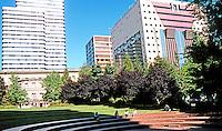 Michael Graves: Portland Building.  Photo '86.