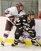 Nathan Sinz (Colgate - 24), Danny Colvin (Army - 24) - The host Colgate University Raiders defeated the Army Black Knights 3-1 in the first Cape Cod Classic on Saturday, October 9, 2010, at the Hyannis Youth and Community Center in Hyannis, MA.