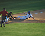 Oxford High vs. Hernando in high school baseball playoff action in Oxford, Miss. on Friday, April 29, 2011. Oxford won 7-5.