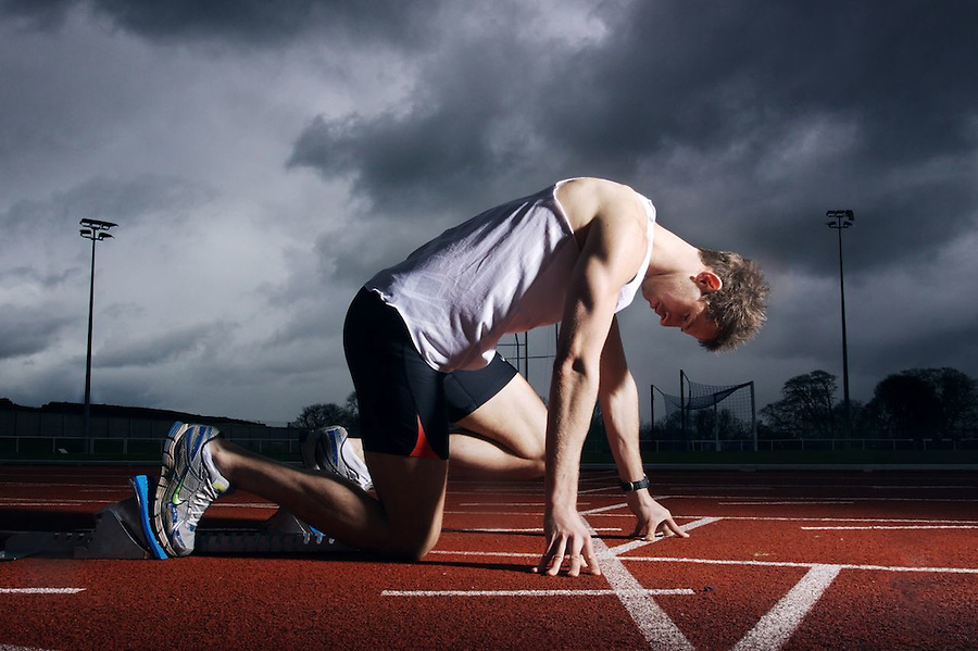 Bath uni - Rhys Williams - Runners..Project work