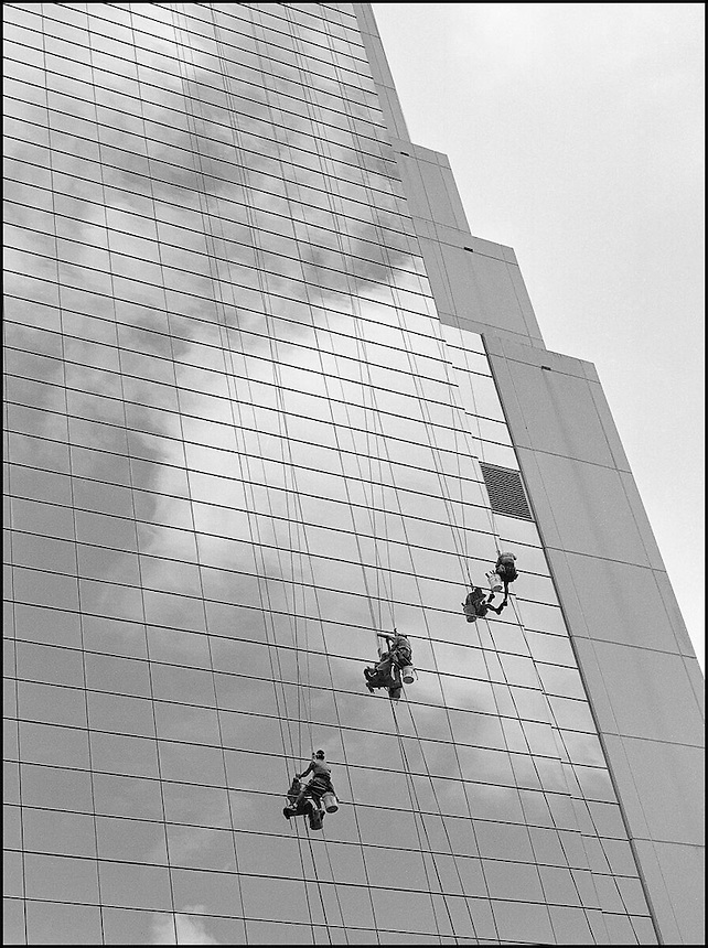 From &quot;Miami in Black and White&quot; series<br />