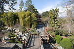 Japanese Garden, The Huntington Gardens, San Marino, California, USA
