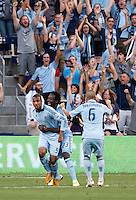 Sporting Kansas City vs. D.C. United, August 11, 2012