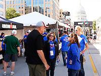 Madison, Wisconsin: Ironman Staff, Volunteers, Logistics | Photos by Greg Dixon