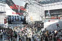 NEW YORK, NY - OCTOBER 7: Crowd at New York Comic-Con at Jacob Javits Center  in New York, New York on October 7, 2016.  Photo Credit: Rainmaker Photo/MediaPunch