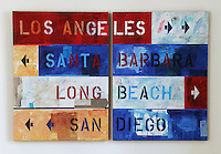 1478_057dp, America #40 by Robert Inman<br /> Stretched Size: 33.5&quot; x 47.5&quot;  Each Panel is 33.5&quot; x 23.75&quot;