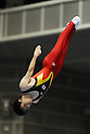 Takashi Sakamoto (JPN),JULY 8, 2011 - Trampoline : 2011 FIG Trampoline World Cup Series Kawasaki Men's Individual at Todoroki Arena, Kanagawa, Japan. (Photo by YUTAKA/AFLO SPORT) [1040]