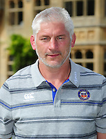 Director of Rugby Todd Blackadder poses for a portrait at a Bath Rugby photocall. Bath Rugby Media Day on August 24, 2016 at Farleigh House in Bath, England. Photo by: Patrick Khachfe / Onside Images