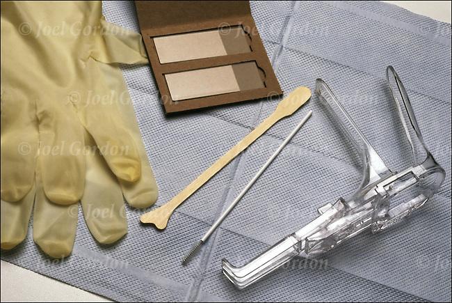Gynecologist Pelvic Exam http://joelgordon.photoshelter.com/image ...