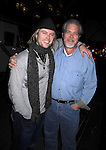Jacob Young and father Michael Young.at The All My Children Christmas Party on December 20, 2007 at Arena in New York City. .Robin Platzer, Twin Images