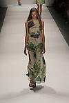 Vivienne Tam Spring 2014 Fashion Show Held at Mercedes Benz Fashion Week NY