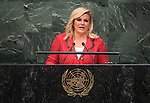 . Address by Her Excellency Kolinda GrabarKitarović, President of the Republic of Croatia
