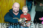 """Robert and Stefan Gwarek Tralee at the Animal on show at the Manor West Shopping Centre and Retail Park  """"Family Funday"""" on Saturday"""