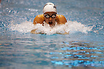Ariana Kukors swims the butterfly leg of the Women's 200 Yard IM event at the AT & T Short Course National Championships in Federal Way, WA., on.Thursday, Dec. 3, 2009. Kukors posted a winning time of 1:55.40. J1m Bryant Photo. 2009. All Rights Reserved...