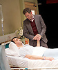 4000 Days<br /> by Peter Quilter<br /> directed by Matt Aston at Park Theatre, London, Great Britain <br /> 14th January 2016 <br /> <br /> Daniel Weyman as Paul <br /> <br /> Alistair McGowan as Michael <br /> <br /> Photograph by Elliott Franks <br /> Image licensed to Elliott Franks Photography Services