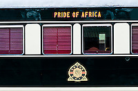 South Africa-Rovos Rail Train Journey-Misc.