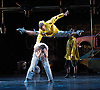 The Royal Ballet <br /> Triple Bill<br /> with Choreography by Kenneth MacMillan <br /> at The Royal Opera House, Covent Garden, London, Great Britain <br /> general rehearsal <br /> 23rd March 2010 <br /> <br /> The Judas Tree<br /> Eric Underwood<br /> Johannes Stepanek<br /> <br /> <br /> Photograph by Elliott Franks