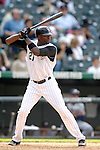 10 September 2006: Choo Freeman, outfielder for the Colorado Rockies, in action against the Washington Nationals. The Rockies defeated the Nationals 13-9 at Coors Field in Denver, Colorado...Mandatory Photo Credit: Ed Wolfstein.
