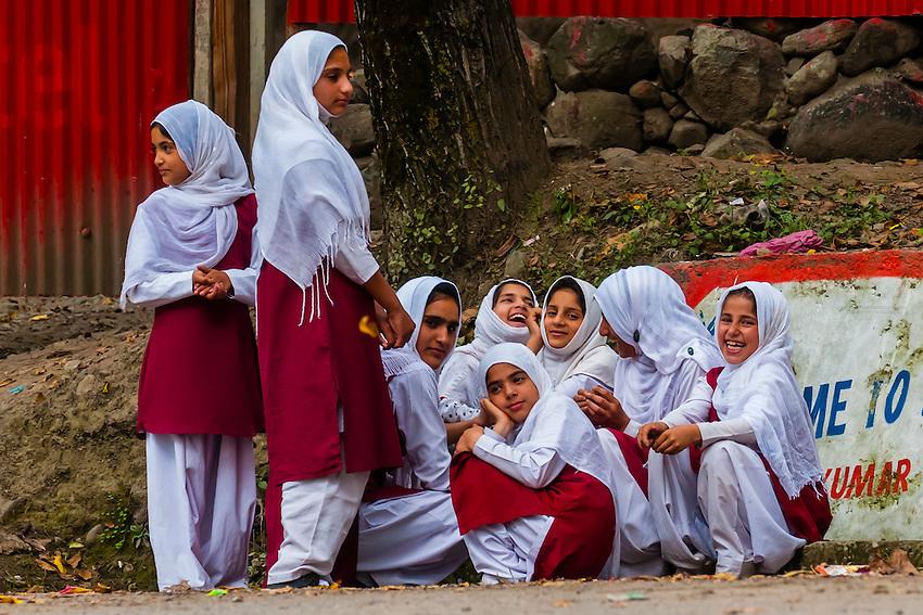 jammu single muslim girls 79 srinagar girls october 12: muslim girls go to school by boat on a shikhara full of colorful flowers with a single.