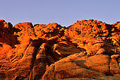 Stock photo of Red Rock at Nevada