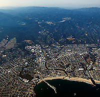 Santa Cruz California | Aerial Photography