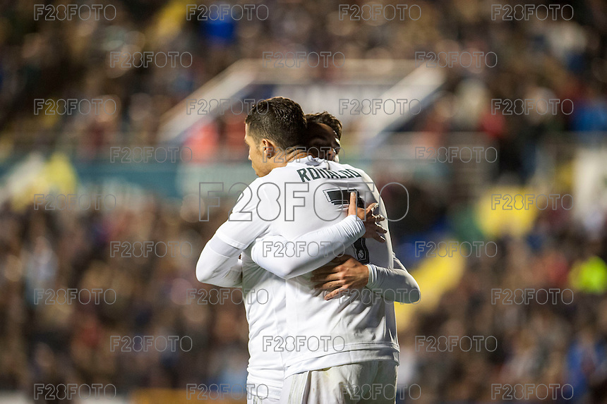 Levante 1-3 R. Madrid (2-3-2016)