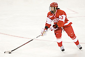 Kaleigh Fratkin (BU - 13) - The visiting Boston University Terriers defeated the Boston College Eagles 1-0 on Sunday, November 21, 2010, at Conte Forum in Chestnut Hill, Massachusetts.