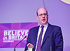 UKIP 2015 Spring Conference<br /> Winter Gardens, Margate, Great Britain <br /> 27th February 2015 <br /> <br /> Mark Reckless MP for Rochester &amp; Strood<br /> speech <br /> Reaching beyond our base <br /> <br /> <br /> <br /> Photograph by Elliott Franks <br /> Image licensed to Elliott Franks Photography Services