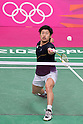 2012 Olympic Games - Badminton - Men's Singles Quarter-Final