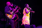 Sharon Jones &amp; The Dap Kings at the Summer Spirit Festival 2012