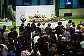 Okinawa memoral service for Rina Shimabukuro