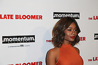 LOS ANGELES, CA - OCTOBER 03: Zuri Hall attends the premiere of Momentum Pictures' 'The Late Bloomer' at iPic Theaters on October 3, 2016 in Los Angeles, California. (Credit: Parisa Afsahi/MediaPunch).