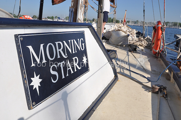 Wolphaartsdijk. TS Morning Star of Revelation. Saturday 0800 UTC 26.05.2012 to Sunday 1300 UTC 27.05.2012. Return leg of an abandoned cruise due to engine failure and following a newly fitted Perkins engine. From Wolphaartsdijk marina, Veerse Meer, Holland to Chatham, Kent. Crew: Skipper-Duncan; 1st Mates-Mike and Brian; 2nd Mate-Emily; Crew-Alex, Bill, Fraser, Rob.