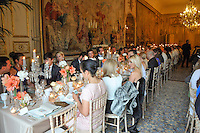 Liaisons au Louvre Trois Dinner at the US Embassy