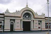 """Fremantle: Railway Station, circa 1906. by """"Dartnell"""". """"Elements derived from the great exhibitions of Victorian Europe"""".  Photo '82."""