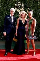 LOS ANGELES - APR 28:  Michael Corriero, Patricia DiMango, Tanya Acker at the 2017 Creative Daytime Emmy Awards at the Pasadena Civic Auditorium on April 28, 2017 in Pasadena, CA