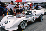 Jim Hall in the 2C at Road America