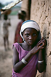 The Sahel, Niamey, Niger, Africa, 1987, NIGER-10005NF2