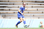 26 August 2012: Florida's Claire Falknor. The University of Florida Gators defeated the Duke University Blue Devils 3-2 in overtime at Fetzer Field in Chapel Hill, North Carolina in a 2012 NCAA Division I Women's Soccer game.