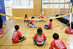 (TORONTO, ON) Sept 18, 2014 - Paralympic Fundamental Physical Literacy Resource launch. at Sloane Public School in Toronto.