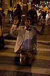 Mike Brown Protests, Baltimore, Maryland, November 25, 2014