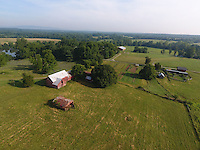 Bracketts Farm located in Louisa, Virginia. Photo/Andrew Shurtleff