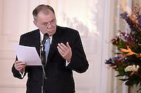 Posesión Procurador Gral Colombia / Colombian General Attorney Inauguration 15/01/2013