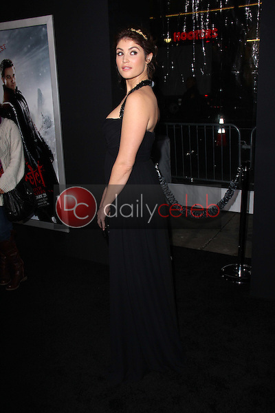 Gemma Arterton<br /> at the &quot;Hansel &amp; Gretel Witch Hunters&quot; Los Angeles Premiere, Chinese Theater, Hollywood, CA 01-24-13<br /> David Edwards/DailyCeleb.com 818-249-4998
