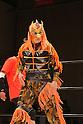 Command Bolshoi, JULY 18, 2010 - Pro Wrestling :..JWP Women's Pro Wrestling event at Korakuen Hall in Tokyo, Japan. (Photo by Yukio Hiraku/AFLO)