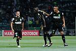 Atletico Nacional golio al Once Caldas 3x0