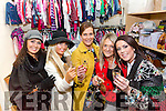 Models Deirdre Murphy, Sandra Breen, Brenda Litchfield, Magga Szmagdelcka Sarah Louise Glavin at the Adapt Fashion Show on Friday