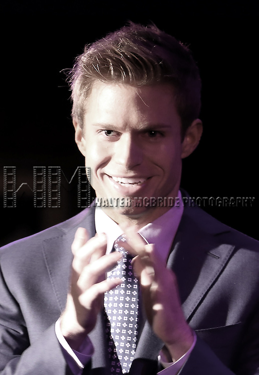 Hunter Ryan Herdlicka makes his at 54 Below debut with 'You Make Me Feel So Young'  in New York City on 3/25/2013